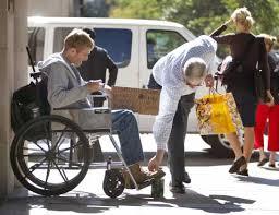 Young vet wheelchair